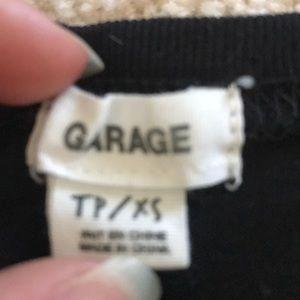 Garage Tops - Garage t shirt
